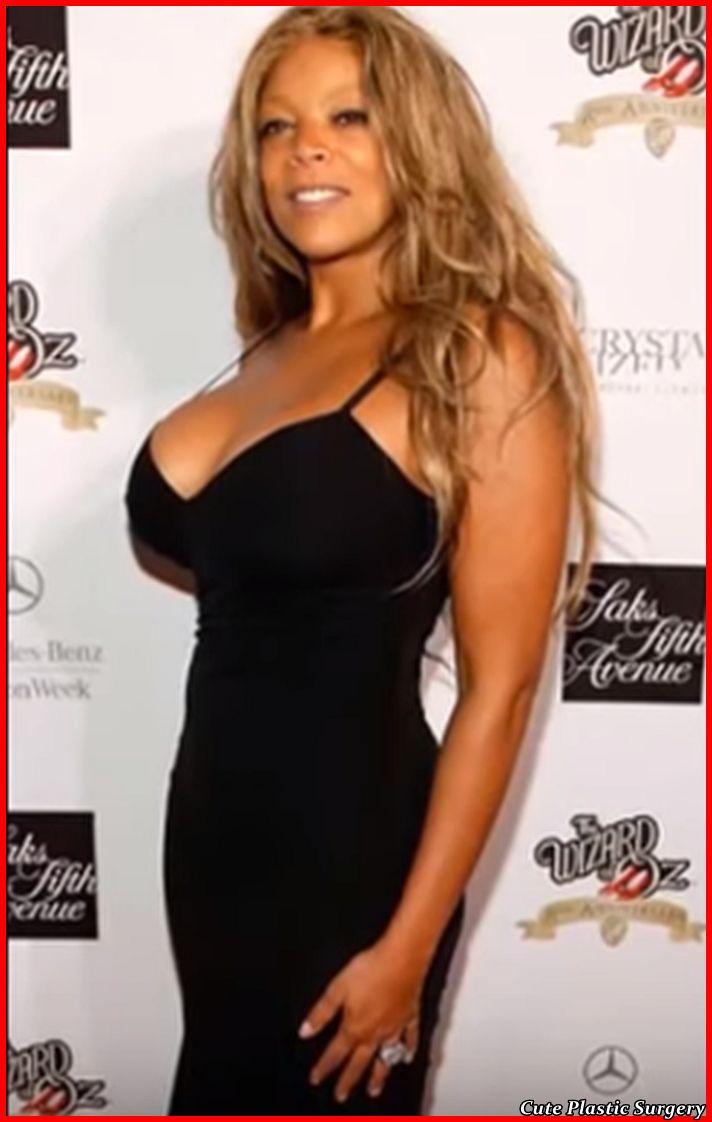 Wendy williams boob pics — img 3